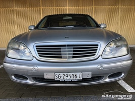 Mercedes-Benz S-Klasse S 500 51'000 km CHF12'800 - kaufen auf carforyou.ch - 2