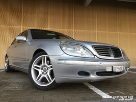 Mercedes-Benz S-Klasse S 500 51'000 km CHF12'800 - kaufen auf carforyou.ch - 3