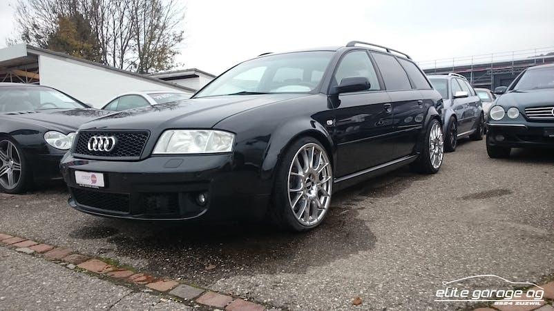Audi S6 / RS6 RS6 Avant quattro 100'200 km CHF32'800 - kaufen auf carforyou.ch - 1