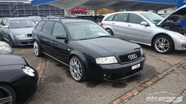 estate Audi RS6 Avant quattro