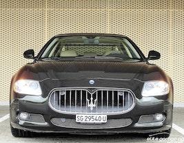 Maserati Quattroporte 4.7 V8 S Automatica 96'000 km CHF32'800 - kaufen auf carforyou.ch - 2