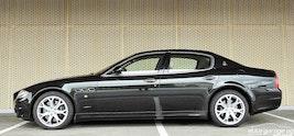 Maserati Quattroporte 4.7 V8 S Automatica 96'000 km CHF32'800 - kaufen auf carforyou.ch - 3