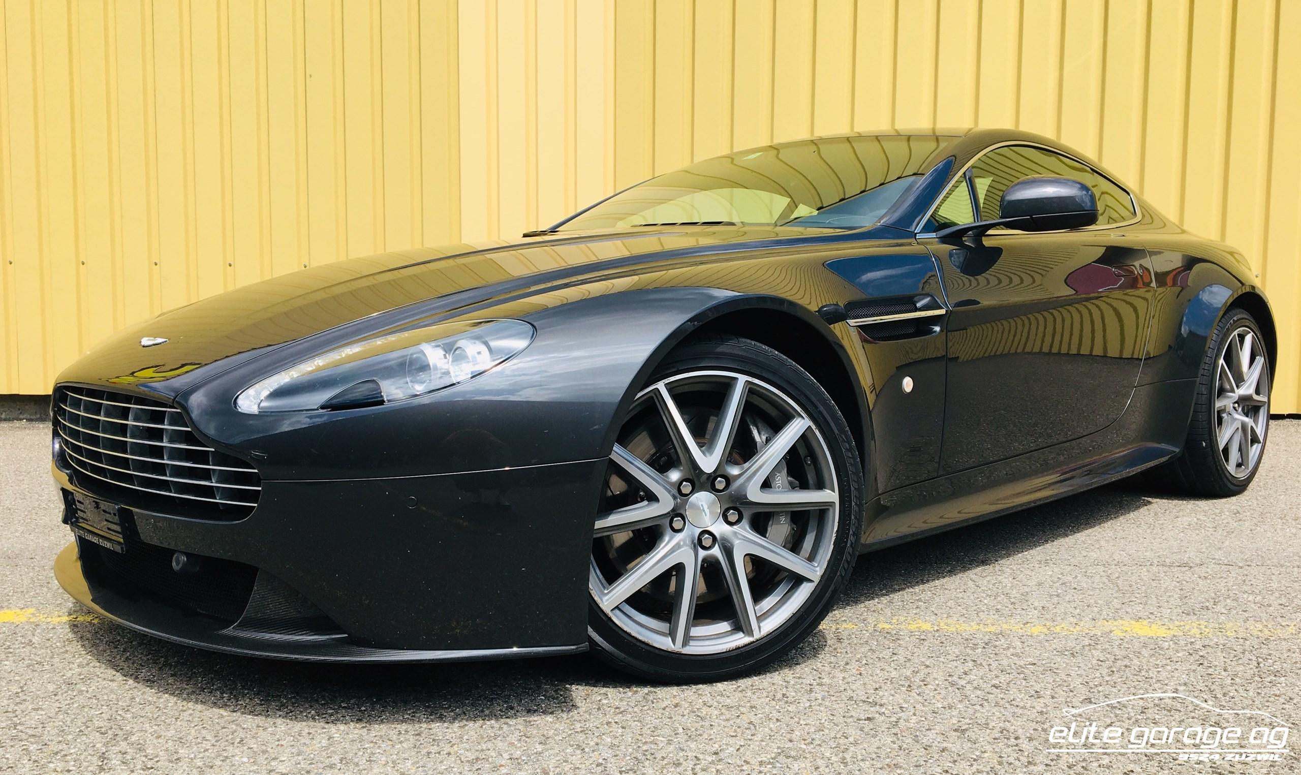 Gebraucht Sportwagen Aston Martin V8 V12 Vantage S V8 Vantage 4 7 S Sportshift 48500 Km Für 62800 Chf Kaufen Auf Carforyou Ch
