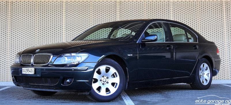 BMW 7er 730d 62'000 km CHF19'800 - acquistare su carforyou.ch - 1