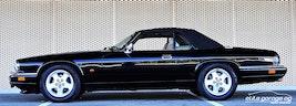 cabriolet Jaguar XJS XJ-S XJS 4.0 Convertible