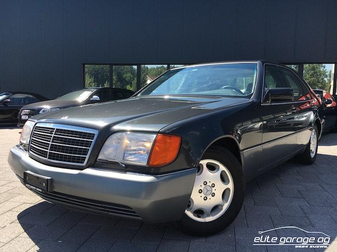 Mercedes-Benz 500 SE 157'000 km CHF12'800 - acheter sur carforyou.ch - 1
