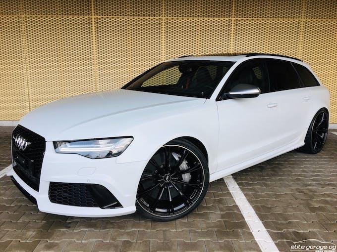 Audi S6 / RS6 RS6 Avant 4.0 TFSI V8 performance quattro 30'500 km CHF109'800 - acheter sur carforyou.ch - 1