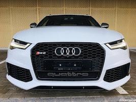 Audi RS6 Avant 4.0 TFSI V8 performance quattro 30'500 km CHF109'800 - acquistare su carforyou.ch - 2