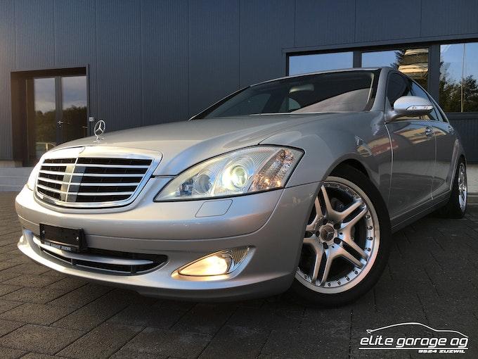 Mercedes-Benz S-Klasse S 500 2'050 km CHF44'800 - acheter sur carforyou.ch - 1