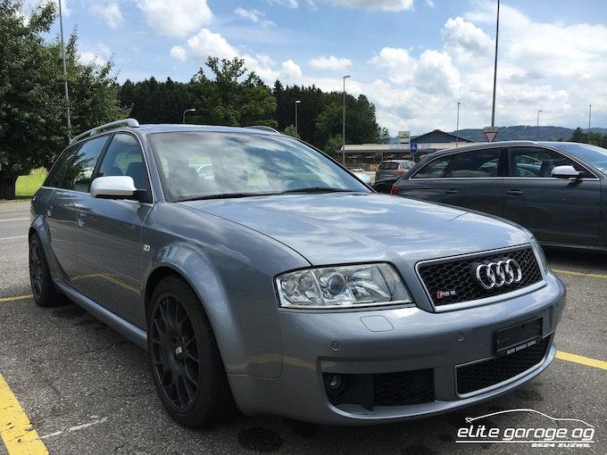 Audi S6 / RS6 RS6 Avant quattro 37'100 km CHF34'800 - kaufen auf carforyou.ch - 1