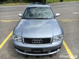 Audi S6 / RS6 RS6 Avant quattro 37'100 km CHF34'800 - kaufen auf carforyou.ch - 2