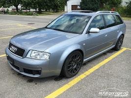 Audi S6 / RS6 RS6 Avant quattro 37'100 km CHF34'800 - kaufen auf carforyou.ch - 3