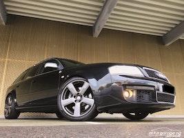 Audi RS6 Avant quattro 45'000 km CHF34'800 - kaufen auf carforyou.ch - 2