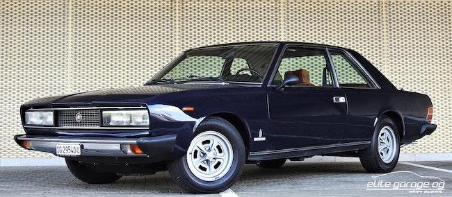 Fiat 130 130 77'000 km CHF21'800 - kaufen auf carforyou.ch - 1
