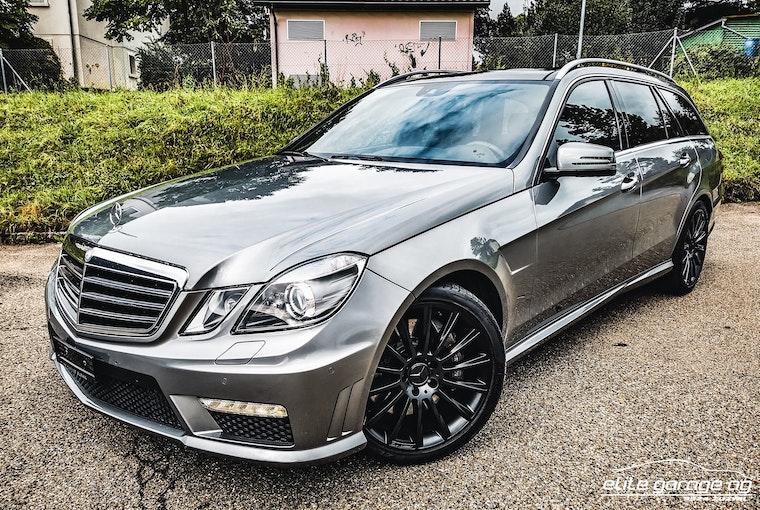 Mercedes-Benz E-Klasse E 63 AMG E 63 CGI AMG 7G-Tronic 96'600 km CHF39'800 - acheter sur carforyou.ch - 1