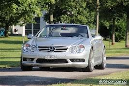 cabriolet Mercedes-Benz SL 55 AMG Automatic
