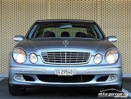 Mercedes-Benz E-Klasse E 240 Elégance 89'200 km CHF9'800 - kaufen auf carforyou.ch - 2