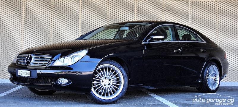 Mercedes-Benz CLS 500 51'000 km CHF24'800 - acheter sur carforyou.ch - 1