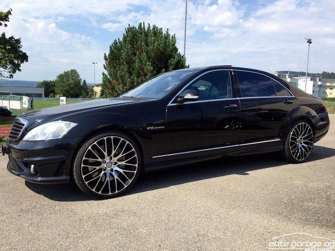 Mercedes-Benz S-Klasse S 65 AMG L Automatic 97'300 km CHF44'800 - acheter sur carforyou.ch - 1
