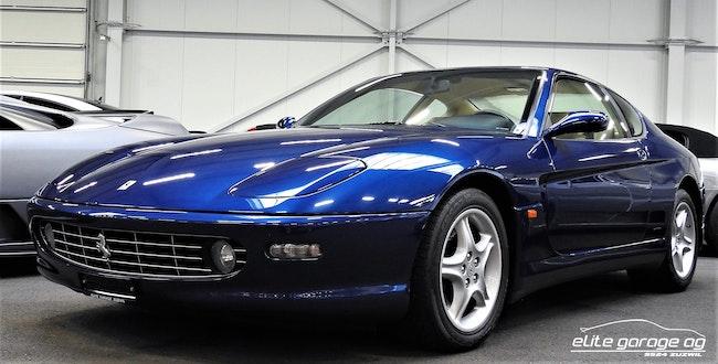 Ferrari 456 M GTA 18'200 km CHF89'800 - buy on carforyou.ch - 1