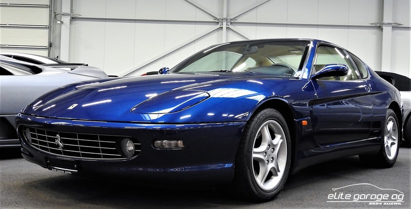Ferrari 456 M GTA 18'200 km 89'800 CHF - buy on carforyou.ch - 1