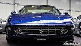 Ferrari 456 M GTA 18'200 km 89'800 CHF - buy on carforyou.ch - 2