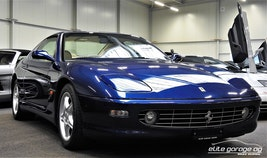 Ferrari 456 M GTA 18'200 km 89'800 CHF - buy on carforyou.ch - 3