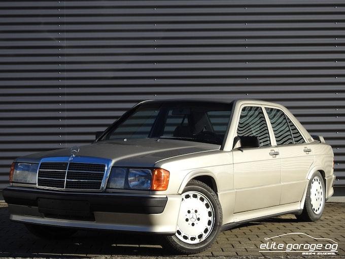 Mercedes-Benz C-Klasse 190 E 2.3-16 124'000 km CHF24'800 - kaufen auf carforyou.ch - 1
