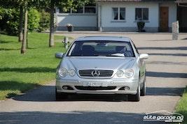coupe Mercedes-Benz CL 600