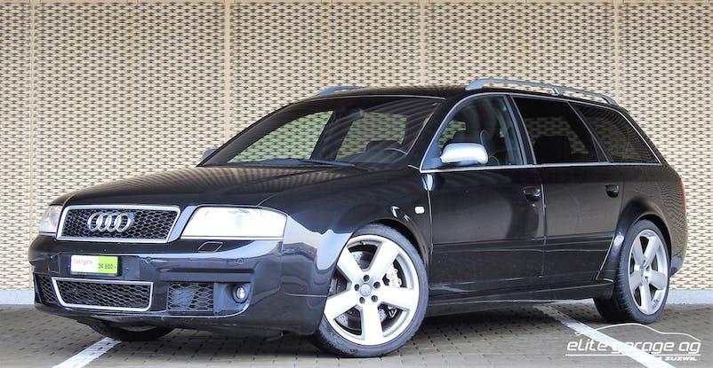 Audi S6 / RS6 RS6 Avant quattro 60'700 km CHF32'800 - acheter sur carforyou.ch - 1