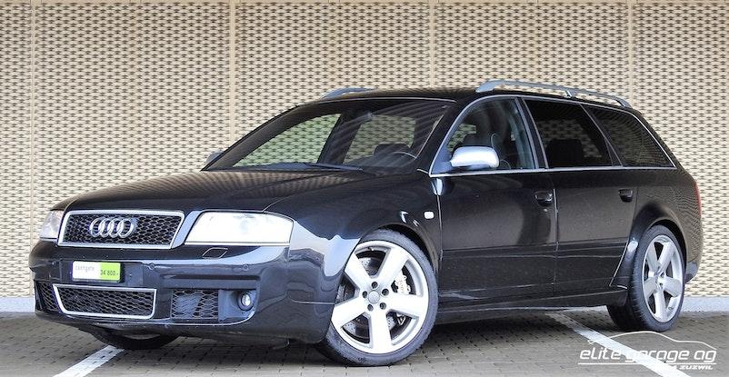 Audi RS6 Avant quattro 60'700 km CHF32'800 - acheter sur carforyou.ch - 1