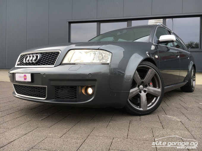 Audi S6 / RS6 RS6 Avant quattro 47'600 km CHF34'800 - kaufen auf carforyou.ch - 1