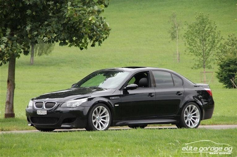 BMW 5er M5 21'700 km CHF44'800 - kaufen auf carforyou.ch - 1