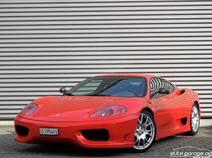 Ferrari 360 F360 Challenge stradale 27'650 km CHF184'800 - buy on carforyou.ch - 1