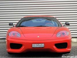Ferrari 360 F360 Challenge stradale 27'650 km CHF184'800 - buy on carforyou.ch - 2