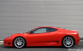 Ferrari 360 F360 Challenge stradale 27'650 km CHF184'800 - buy on carforyou.ch - 3