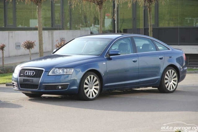 Audi A6 4.2 V8 quattro 62'000 km CHF16'800 - acquistare su carforyou.ch - 1