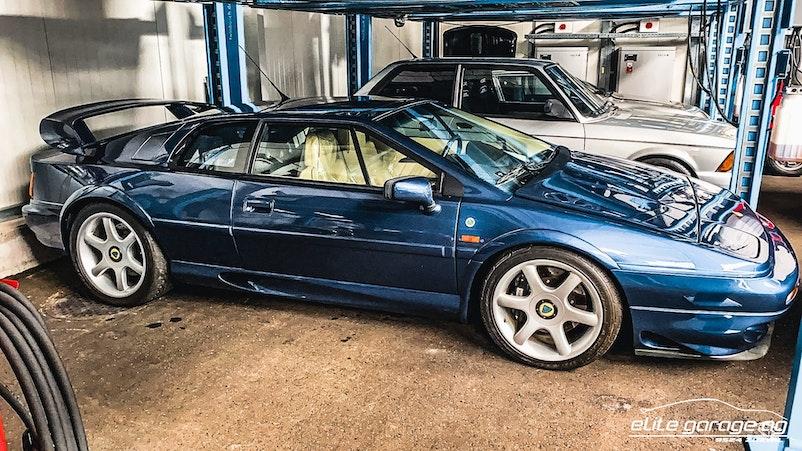 Lotus Esprit 3.5 V8 SE 150 km CHF109'800 - acheter sur carforyou.ch - 1