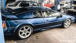 Lotus Esprit 3.5 V8 SE 150 km CHF109'800 - acheter sur carforyou.ch - 3