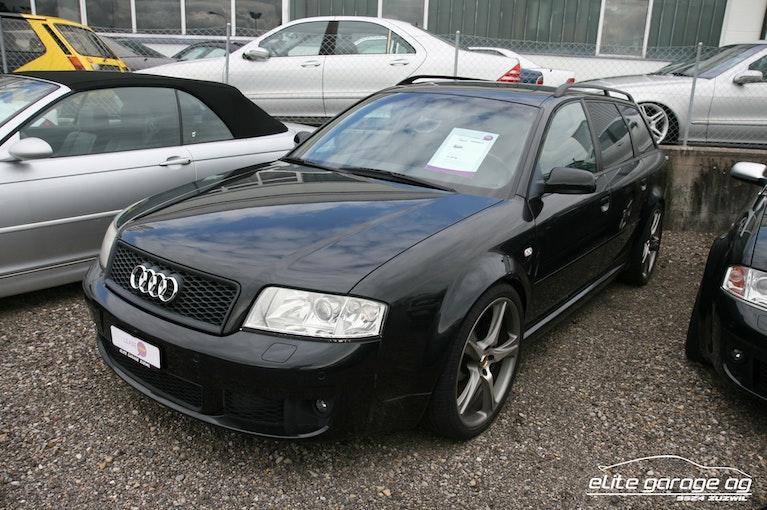 Audi S6 / RS6 RS6 Avant quattro 43'800 km CHF34'800 - acquistare su carforyou.ch - 1