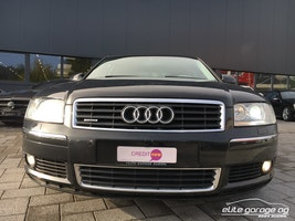 Audi A8 4.2 quattro 60'000 km CHF19'800 - kaufen auf carforyou.ch - 2