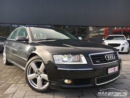 Audi A8 4.2 quattro 60'000 km CHF19'800 - buy on carforyou.ch - 3