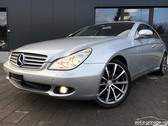 Mercedes-Benz CLS 500 7G-Tronic 69'700 km CHF24'800 - kaufen auf carforyou.ch - 1