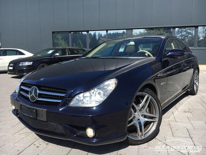 Mercedes-Benz CLS 63 AMG 19'900 km CHF49'800 - acheter sur carforyou.ch - 1