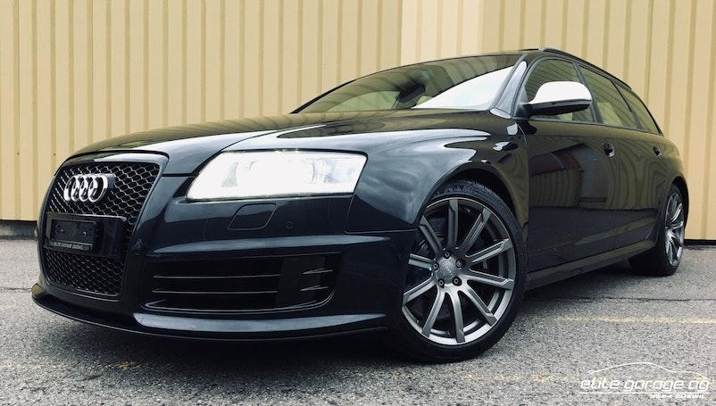 Audi S6 / RS6 RS6 Avant 5.0 V10 quattro 48'200 km CHF44'800 - kaufen auf carforyou.ch - 1