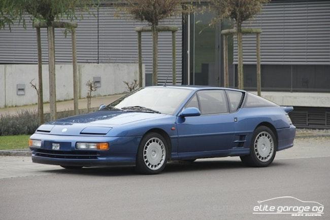 Alpine A610 Turbo 71'600 km 49'800 CHF - buy on carforyou.ch - 1