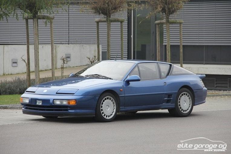 Alpine A610 Turbo 71'600 km 49'800 CHF - acheter sur carforyou.ch - 1
