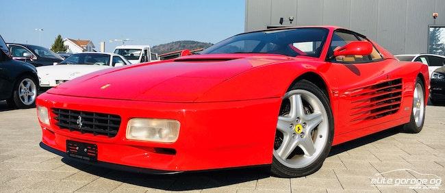 Ferrari 512 TESTAR./512 512 TR ABS 77'500 km CHF129'800 - acquistare su carforyou.ch - 1