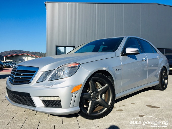 Mercedes-Benz E-Klasse E 63 AMG 8'400 km CHF64'800 - buy on carforyou.ch - 1