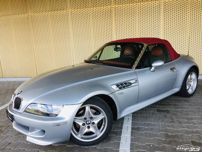 BMW Z3 M Roadster 31'000 km CHF49'800 - acquistare su carforyou.ch - 1